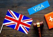 Începând de mâine, românii care merg în Marea Britanie vor avea nevoie de viză