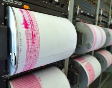 Activitate seismică intensă în Vrancea, la trecerea în Anul Nou 2021. Trei cutremure...