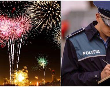 Nu a fost deloc o noapte liniștită! Câți români au primit amenzi de Anul Nou 2021