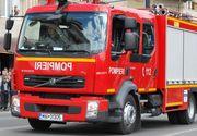 Incendiu într-un bloc din Baia Mare: O femeie a murit şi alte 46 de persoane au fost evacuate