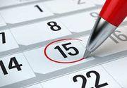 Zile libere 2021. Sărbători legale în România anul acesta. Calendarul vacanțelor pe care le așteptăm cu toții