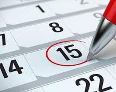 Zile libere 2021. Sărbători legale în România anul acesta. Calendarul vacanțelor pe...