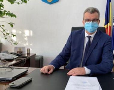 Prefectul judeţului Buzău, Leonard Dimian, a demisionat din funcţie