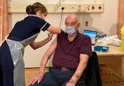 """Cine este prima persoană vaccinată în Marea Britanie cu vaccinul """"naţional"""" AstraZeneca/Oxford"""