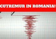 Seism puternic în țară. Totul s-a produs în această dimineață