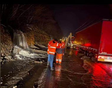 Ploile au făcut ravagii în România. Inundaţii şi copaci doborâţi de vânt, în 22 de...