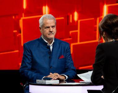 """Adrian Năstase, invitatul din această seară, la """"40 de întrebări cu Denise Rifai"""",..."""