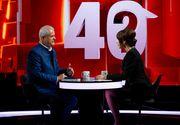 """Ce spune Denise Rifai despre Adrian Năstase, invitatul din această seară de la """"40 de întrebări cu Denise Rifai"""""""