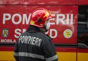 Incendiu de ultima oră la un spital din România. Un pacient a dat foc chiar în salon