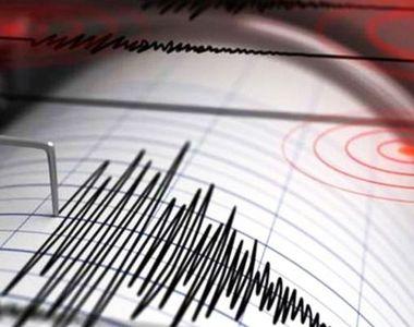 Cutremur de magnitudine importantă în România. L-ai simțit?