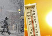 Schimbare bruscă a vremii în București. Prognoza meteo pentru următoarele zile