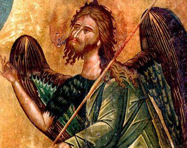 Calendar ortodox 7 ianuarie 2021: Sfântul Ioan Botezătorul. Ce nu trebuie să faci în...