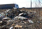 Anunț important: Cei care vor arunca ilegal deșeuri vor fi amendați și li se vor confisca mașinile