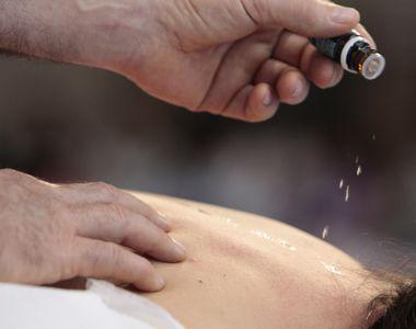 VIDEO - După sărbători, terapiile cu uleiuri esențiale- căutate intens