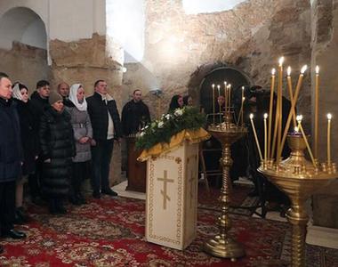 Rusia sărbătoreşte Crăciunul pe stil vechi pe timp de pandemie