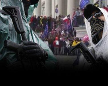 VIDEO -Lideri radicali și extremiști au condus violențele la Capitoliu