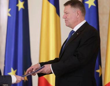 Preşedintele Klaus Iohannis, întâlnire cu premierul Cîțu