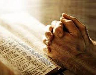 Rugăciune pentru ziua de sâmbătă. Trebuie rostită dimineața