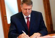 Noua lege din România. Anunțul lui Klaus Iohannis