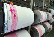 Un nou cutremur de magnitudine importantă în România