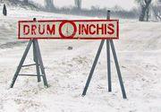 VIDEO - Urmează trei zile de ninsori în România
