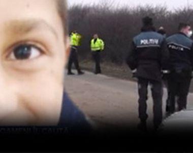 VIDEO - Copil dispărut, căutat de 250 de oameni