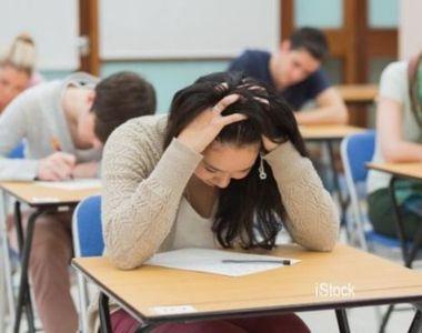 Elevii şi profesorii ar putea veni la şcoală şi sâmbăta, în semestrul doi