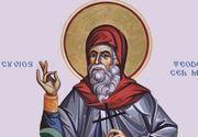 Calendar ortodox 11 ianuarie 2021: Cuviosul Teodosie cel Mare. Rugăciunea care aduce noroc