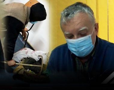 VIDEO -Bătrân umilit în genunchi în spital. Cei implicați, sancționați