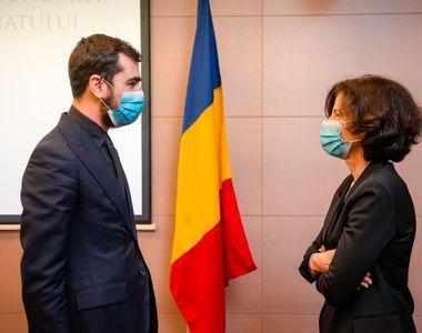 Ministrul Economiei facilitează accesul investitorilor francezi pe piaţa românească