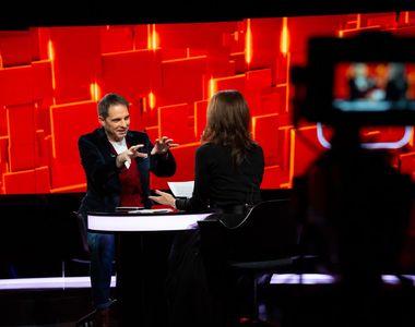 """Dan Negru, invitat astăzi, la """"40 de întrebări cu Denise Rifai"""", de la ora 22:30, la..."""