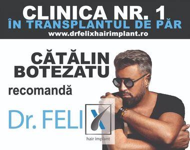Dr. Felix Hair Implant - clinica din București, ultraspecializată în implant de păr...
