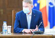 """Klaus Iohannis: """"Măsura îngheţării salariilor mi se pare justă"""". Ce spune șeful statului despre pensii"""