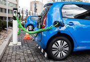 """Cât costă să faci """"plinul"""" unei mașini electrice în diferite locații din București"""