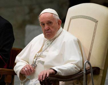 Papa Francisc s-a vaccinat la Vatican împotriva CORONAVIRUS. Cum se simte suveranul