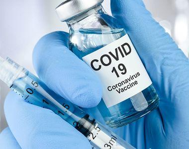 Câte persoane din România se pot vaccina anti-COVID-19 în etapa a doua