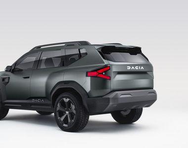 Cum arată Dacia Bigster, noul SUV produs în România. Dacia și Lada fuzionează într-o...