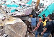 Cutremur puternic în Indonezia, cel puțin 34 de morți. Clădiri prăbușite