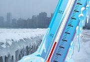 Weekend înghețat în România. Prognoză meteo de coșmar de la ANM: minus 20 de grade!