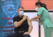 Motivul pentru care Klaus Iohannis s-a vaccinat abia acum, împotriva coronavirus. Ceilalți președinți s-au vaccinat printre primii
