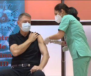 de ce s-a vaccinat klaus iohannis acum