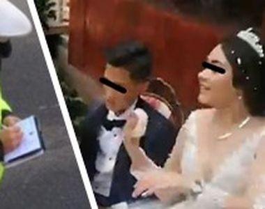 VIDEO - Nuntă de minori cu sute de persoane și cei doi miri în lacrimi