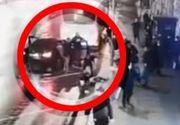 VIDEO - Răpitorii au luat o adolescentă de pe stradă, în văzul tuturor