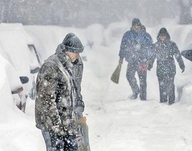 Anunț MAE:  Regatul Ţărilor de Jos este sub cod galben de ninsoare şi polei