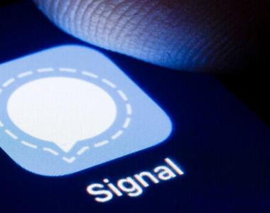 Aplicația Signal a picat, după ce milioane de utilizatori și-au descărcat-o