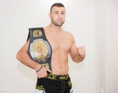 """VIDEO - Un fost luptător MMA, """"most wanted"""" în România, liber în Regatul Unit"""