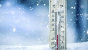 Avertizare meteo! Ger cumplit în toată țara, temperaturi până la minus 22 de grade