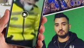VIDEO - Scene incredibile în Argeș: A fost săltat de mascați direct de la petrecerea pe care a transmis-o live pe facebook