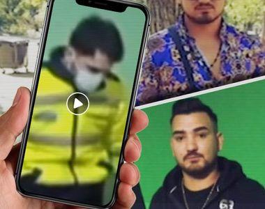 VIDEO - Scene incredibile în Argeș: A fost săltat de mascați direct de la petrecerea pe...