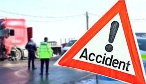 VIDEO - Accident groaznic în Dâmbovița: Mama și bebelușul, azvârliți pe geam